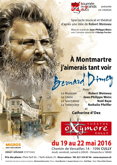 Affiche OXYMORE