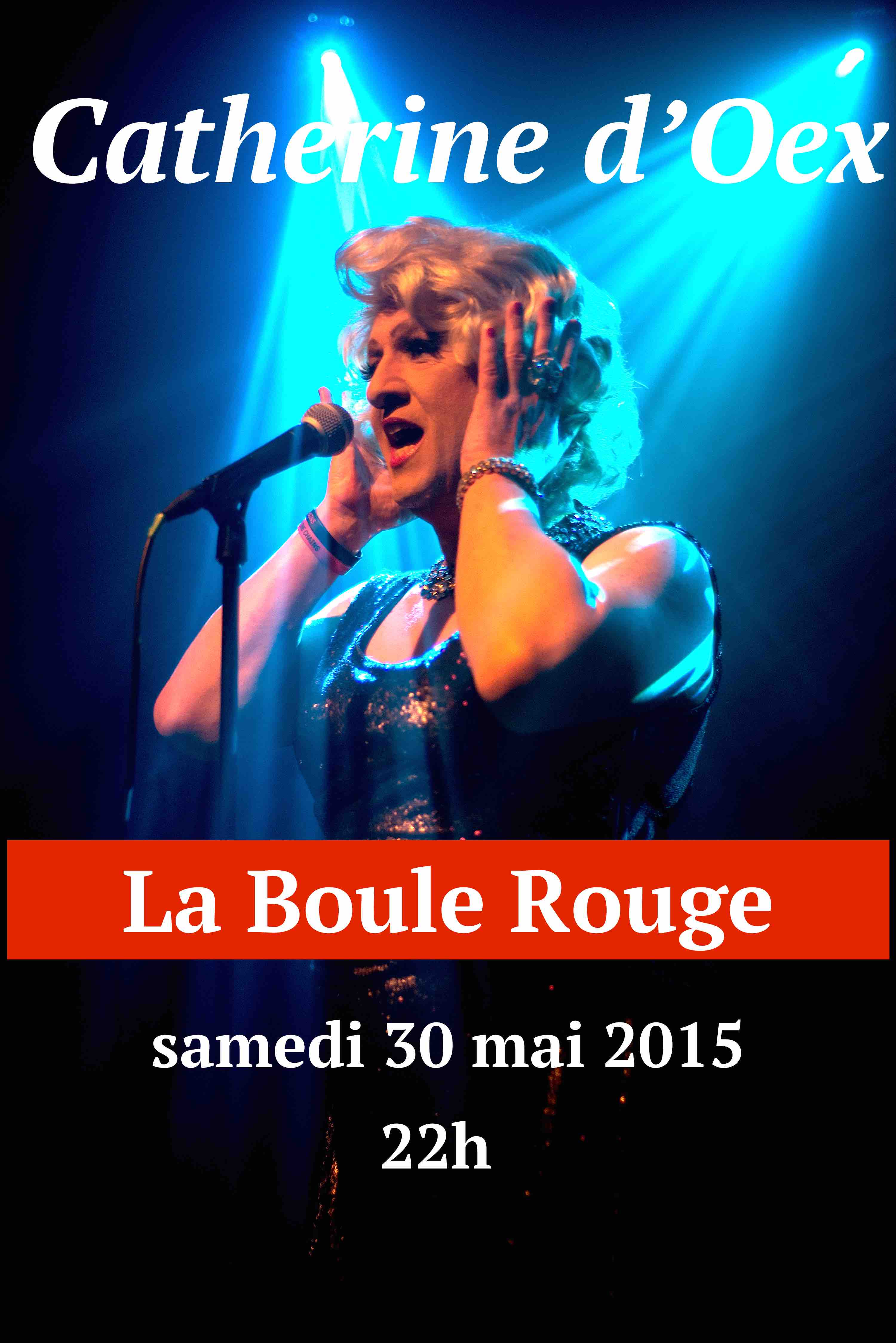 Catherin D'Oex_Boule Rouge_30.5.15