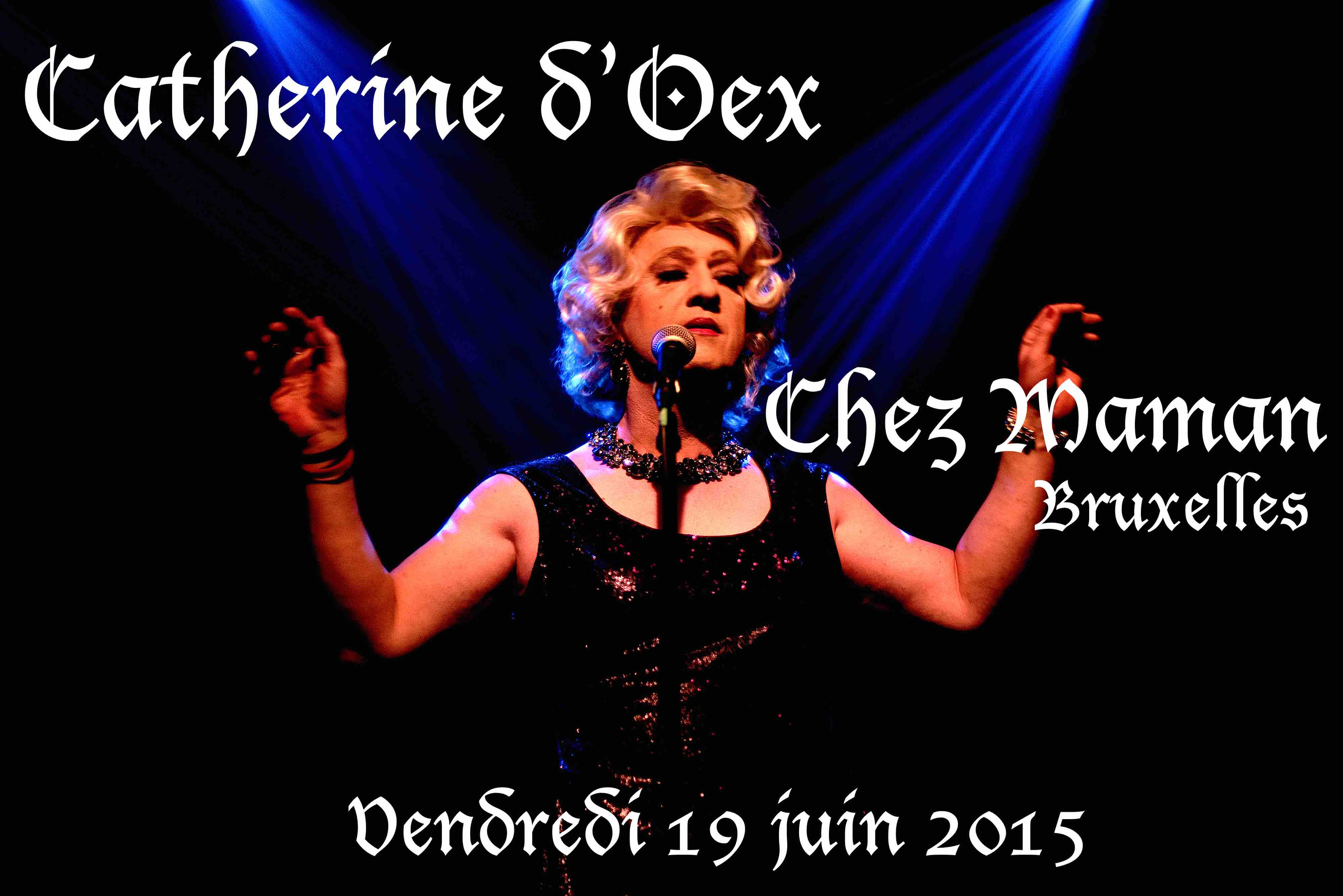 Catherin D'Oex_Chez Maman_19.6.15