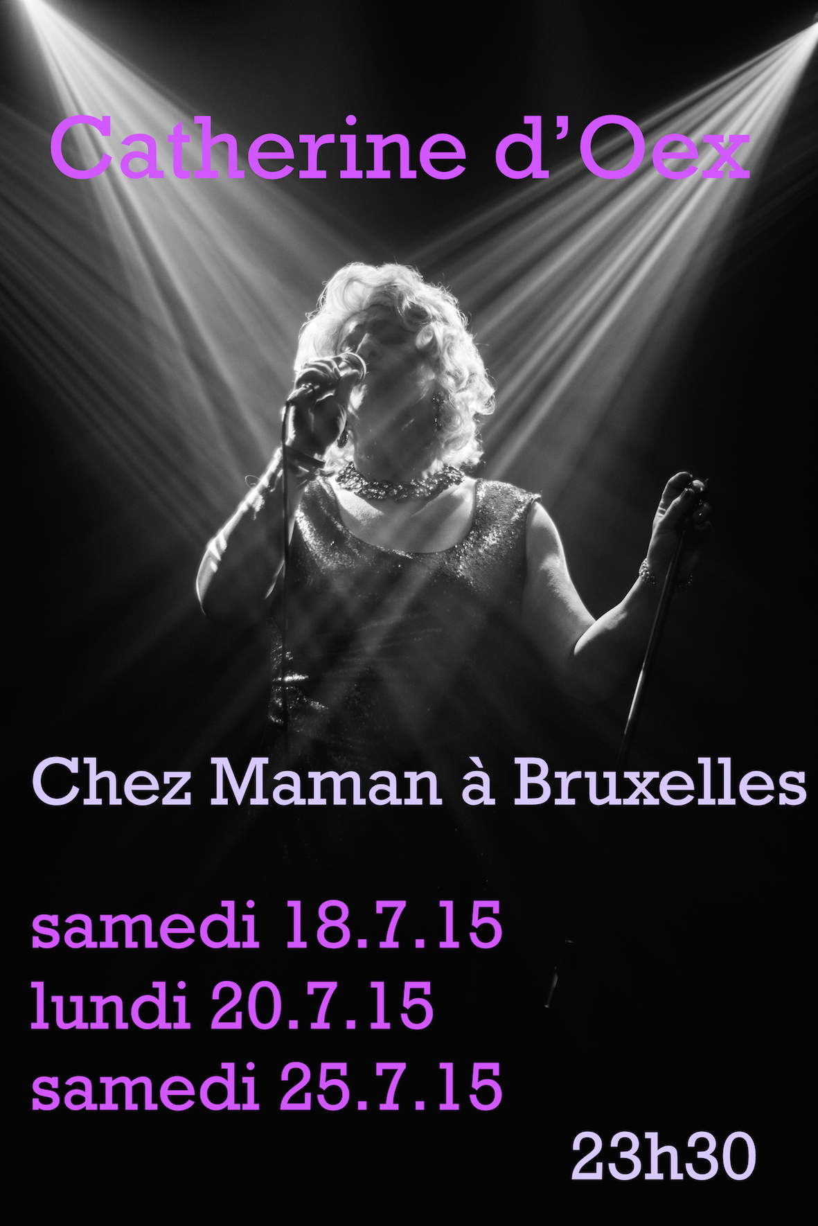 Catherin D'Oex_Maman_BXL_juillet15